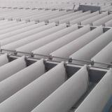 上海乐朗专业生产冲孔百叶 冲孔百叶 C型百叶 平板百叶 叶 配件