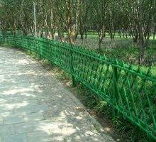 不锈钢竹节护栏网仿竹篱笆 仿竹篱笆 草坪护栏 竹篱笆 竹篱笆 竹篱笆