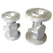 供应铝合金铸件 铝合金智能流量计仪表壳体