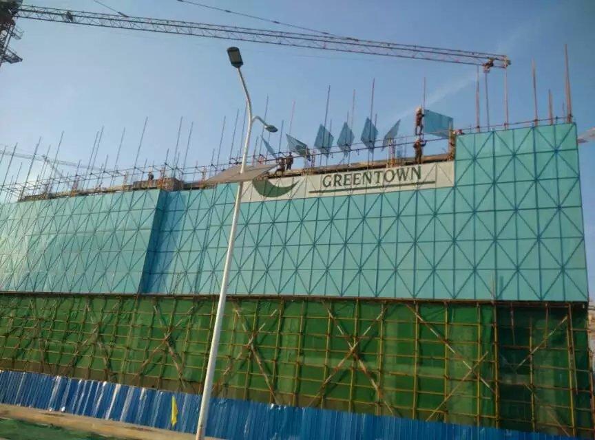 钢网建筑爬架厂家