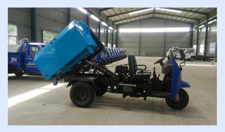 天津3立方大型环保垃圾箱市政环卫垃圾车价格