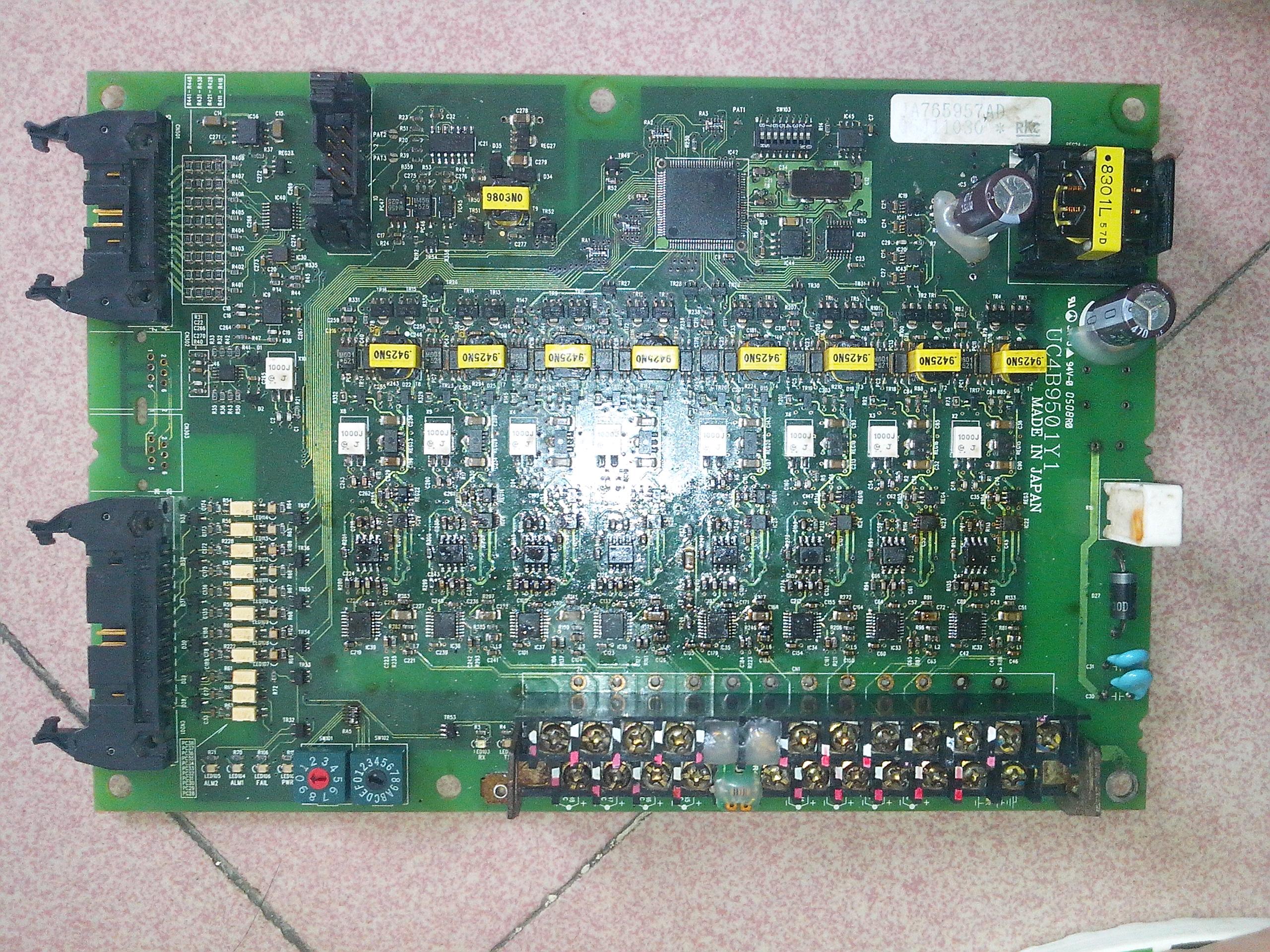 供应上海住友注塑机电路板维修