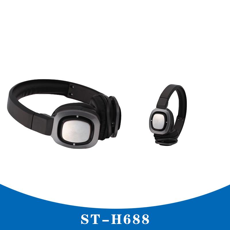 st-h688头戴式耳机麦克风 头戴电脑式耳机