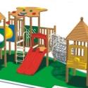 木制攀爬梯 幼儿园多功能攀爬架图片