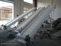 珠三角输送机生产厂家输送设备爬坡输送机链板输送机批发