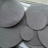 霖硕丝网厂家直销不锈钢网过滤片席型网 过滤片 不锈钢网 厂家 圆片不锈钢网过滤片