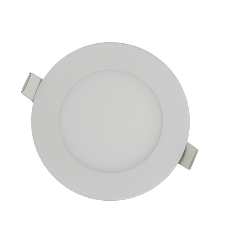 思拓达 LED面板灯 超薄筒灯超薄暗装圆形 防水防雾 照明灯具出口