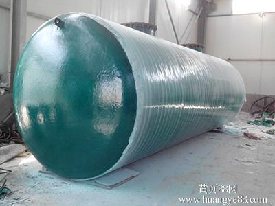 生产各种储油罐厂家=专业加工油罐 储油罐 水泥罐 SF双层罐