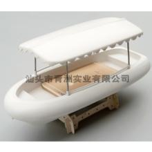 玻璃钢航海模型 广东厂家直销 仿真展示模型 游船快艇实比模型 比模型 可来图来样定制