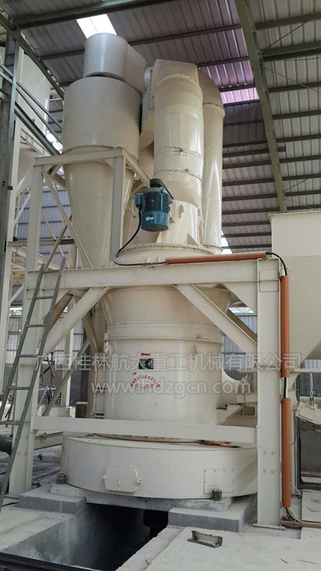 HD-1300雷蒙磨粉机 5R雷蒙磨粉机 桂林航大重工 桂林雷蒙磨粉机 80-400目方解石粉磨粉机