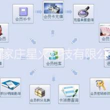 沧州邢台美容养生会所会员管理系统软件-星火美容会馆收银系统软件批发