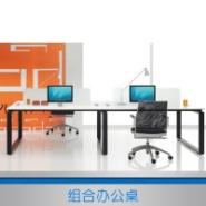 组合办公台 简易办公桌图片