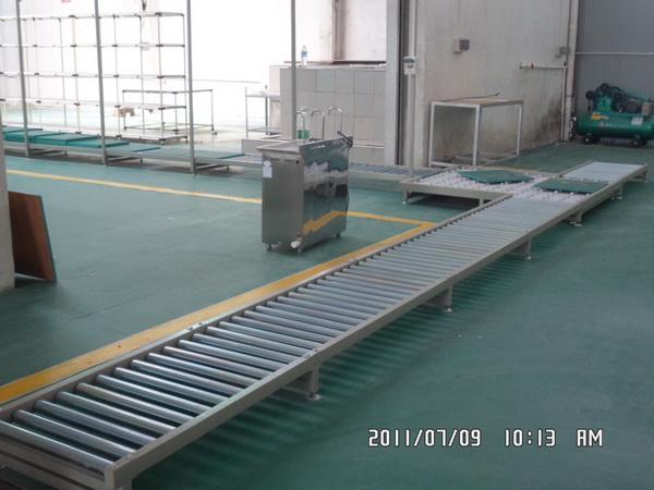 中山滚筒线生产厂家 滚筒线 输送机 流水线 机 流水线  循环生产线  自动化物流输送设备