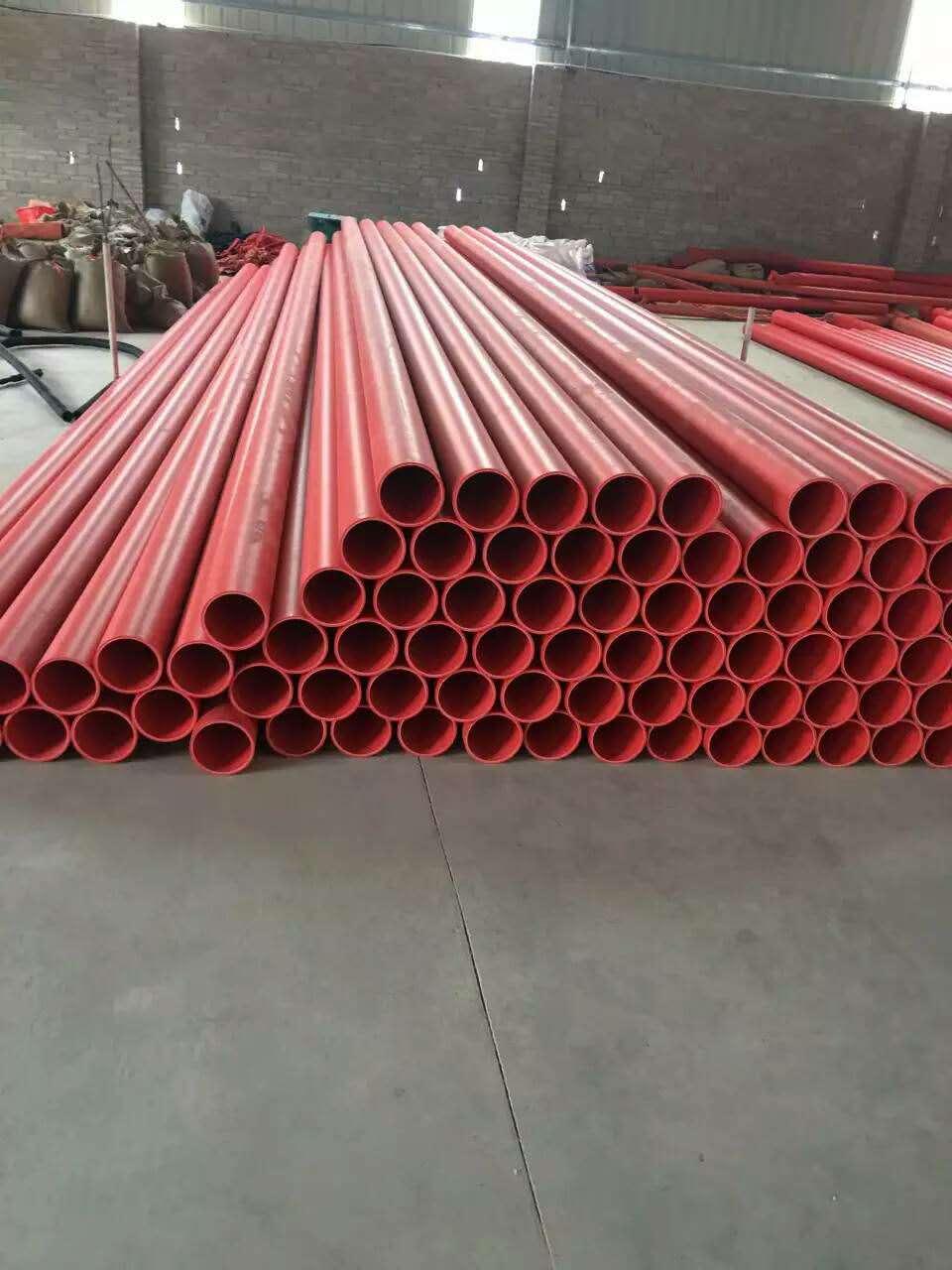 漳州地区玻璃钢电力保护管市场分析