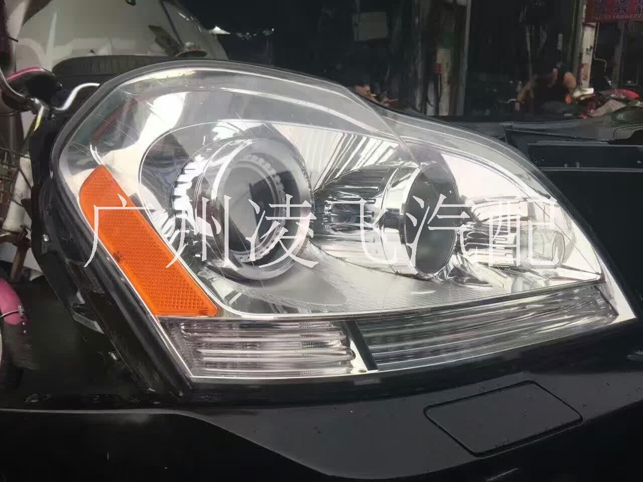 奔驰gl350大灯166-164 大灯 照明灯