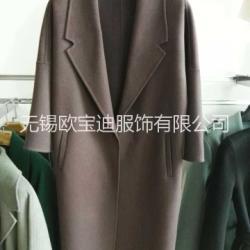 上海双面呢大衣 双面呢大衣