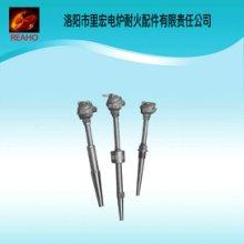 供应用于钢化炉生产的铠装热电偶钢化炉配件批发