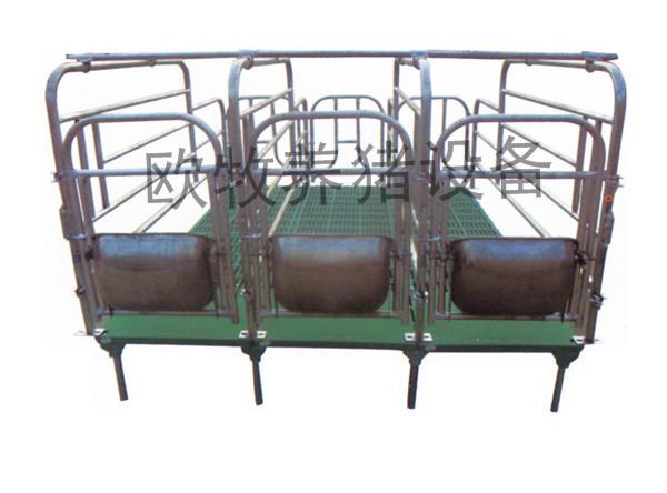 母猪限位栏/猪用栏位/栏位规格寸 限位栏 母猪限位栏 猪用栏位厂家 位厂家 栏 厂家