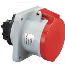 WEIPU威浦 TYP5924 63A5P暗装直式防水插座批发