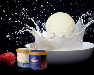 马可龙大桶冰淇淋 大桶冰淇淋 桶装冰淇淋 桶装雪糕