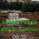 天津消防恒压箱泵一体化泵站图片