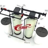 8吨每小时全自动软化水不间断供水软水器