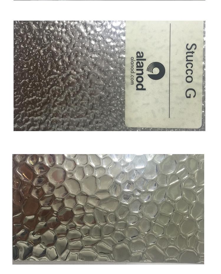 供应德国安铝MIRO20 进口磨砂高漫反射铝板 灯饰反光铝板