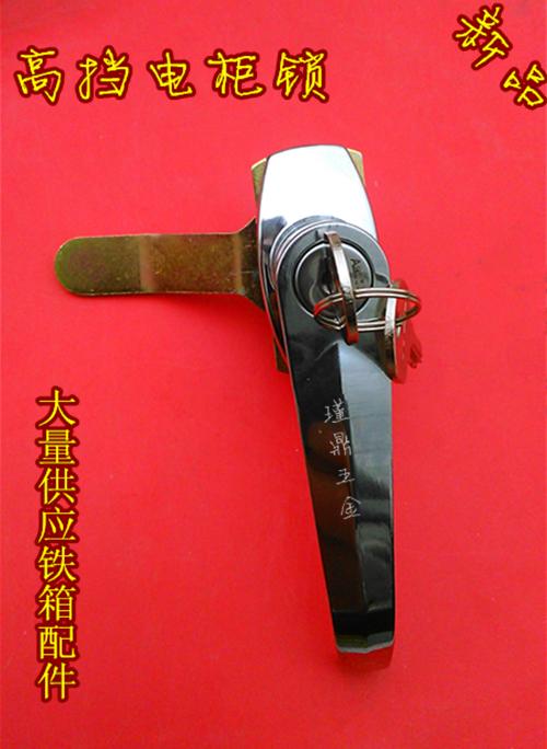 把手锁电箱锁工具柜锁电器柜锁具 优质铁皮柜连杆锁 天地锁橱柜锁 转舌锁信箱锁