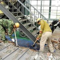 重庆装修拆除房屋改造拆墙出渣服务