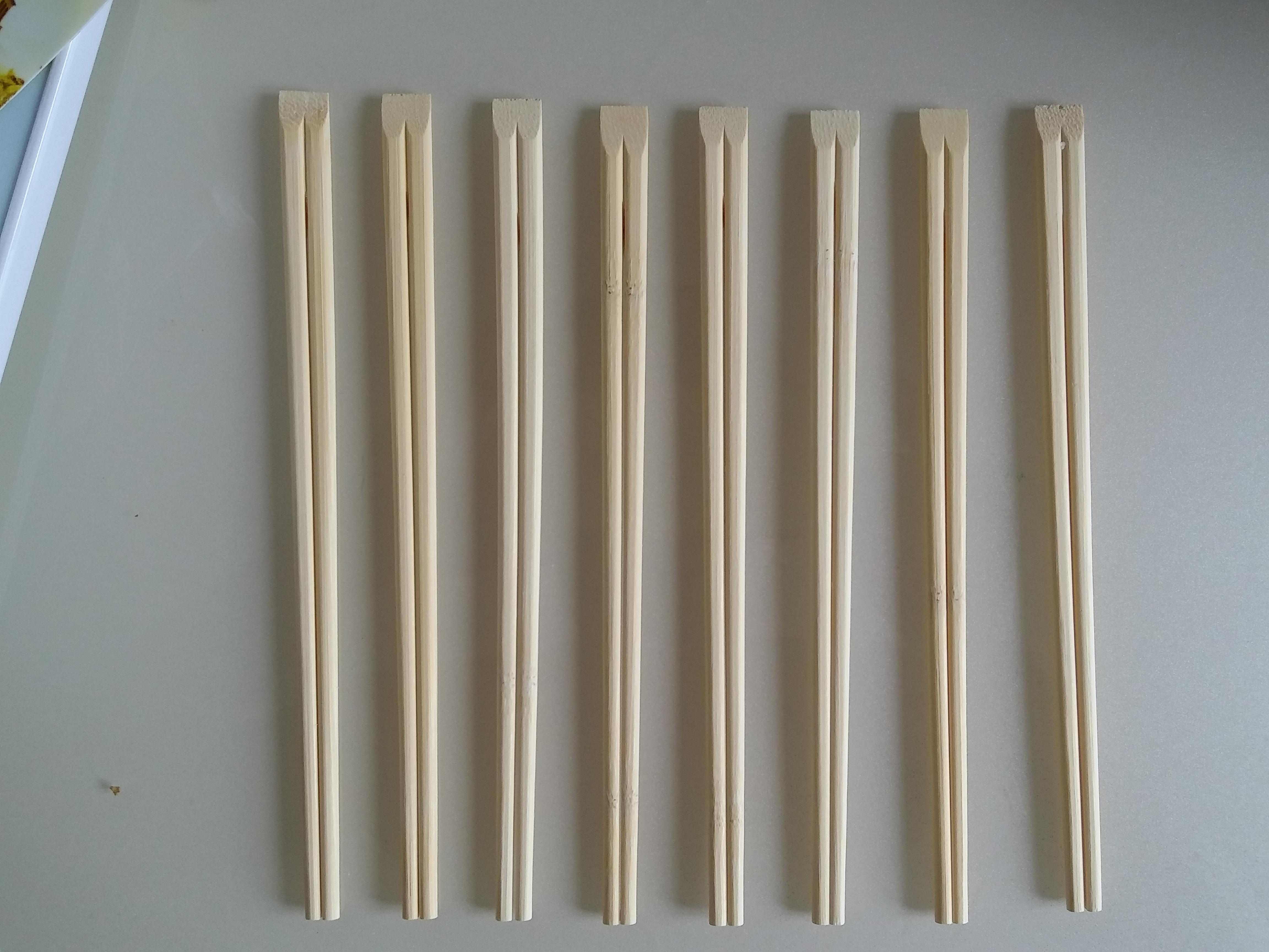 20cm 带节 天削筷  天削筷