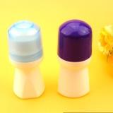 化妆品包装 香体止汗露走珠瓶 50ml滚珠瓶 化妆品包材 化妆塑料瓶