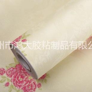 加厚PVC无纺布温馨墙纸图片