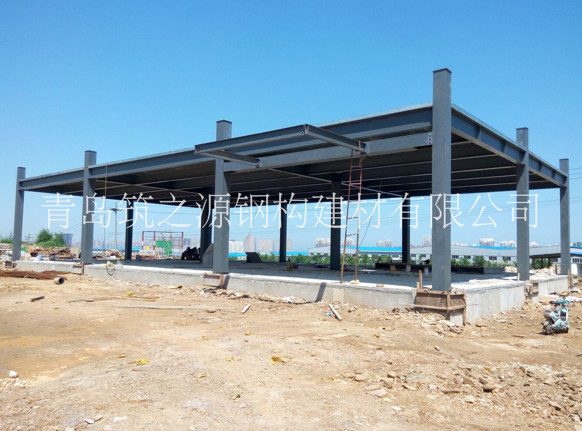 钢结构车间厂房图片|钢结构车间厂房样板图|钢结构图
