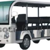 供应14座电动观光车 旅游代步车 楼盘接待车  胜益