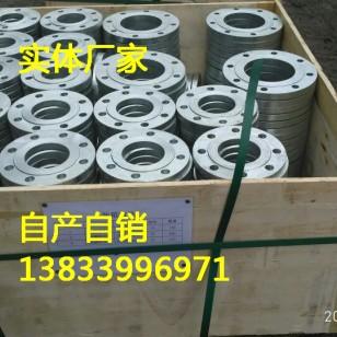 焊接镀锌法兰DN100图片