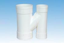川科塑胶110*110H管 管件