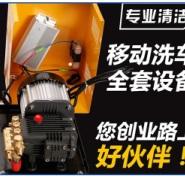48V高压清洗机 60V洗车泵图片