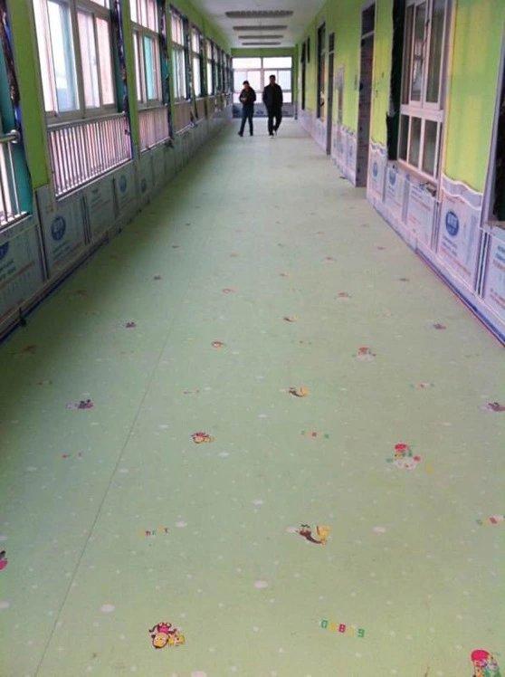 淄博洁福塑胶地板1总代理 设计施工保养一体式服务