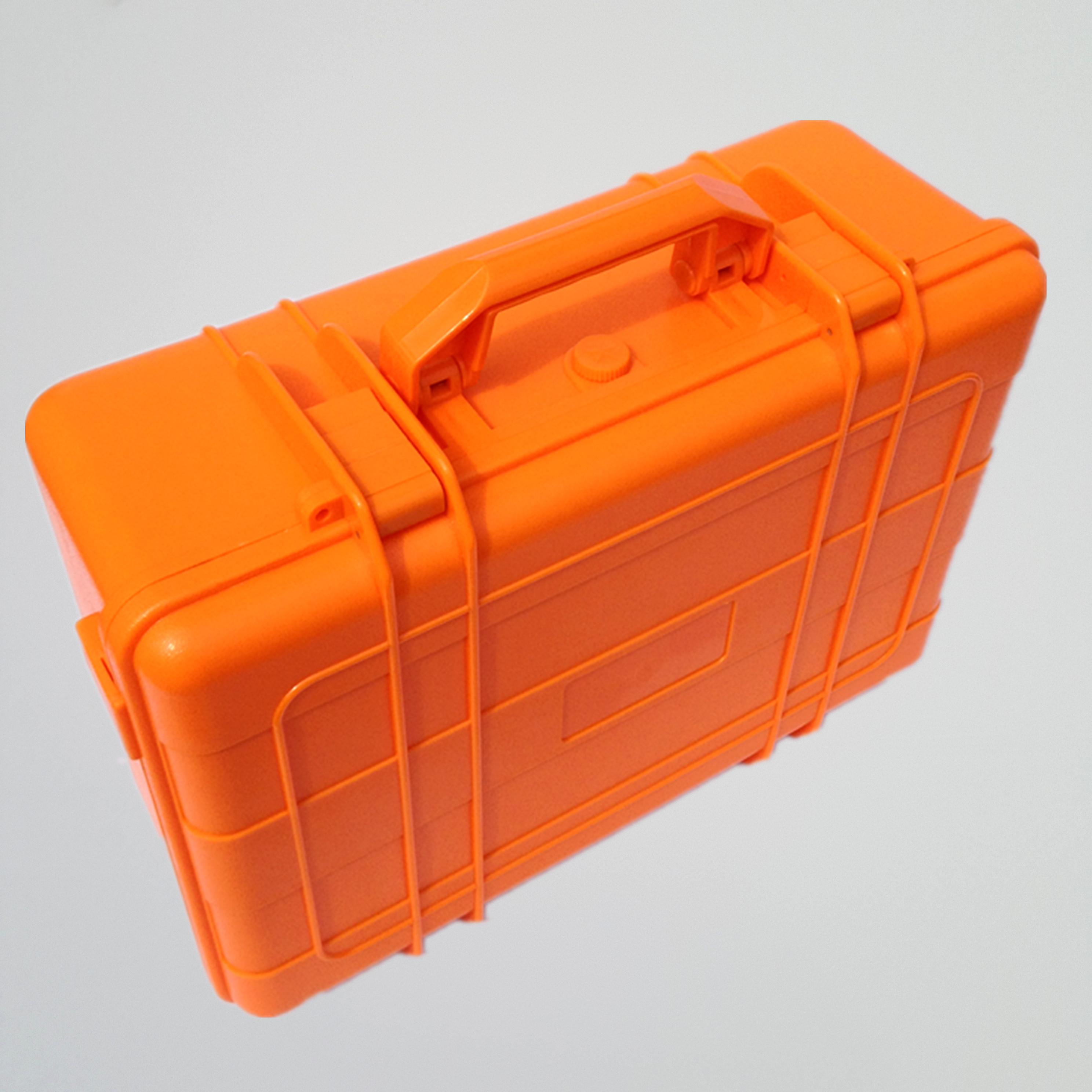 ABS手提防水塑料箱 塑料工具箱 仪器仪表箱