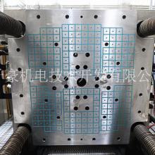 千豪|注塑机电永磁快速换模系统 注塑机快速换模 电永磁快速换模 磁力模板