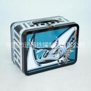 手腕罐手提铁盒收纳盒礼品盒化妆盒图片