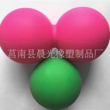 江苏硅胶花生双球按摩球批发,江苏硅胶花生双球按摩球厂家,硅胶球批发