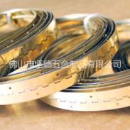 纯铜钢琴铰链,合页图片