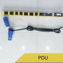 PDU 机柜用电源分配插座 机架式电源分配单元 防雷PDU 机柜插座