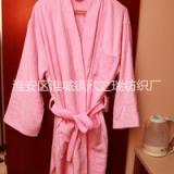 酒店宾馆毛圈浴袍,单层浴衣
