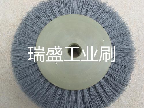 磨料丝抛光轮厂家 磨料刷轮厂家 碳化硅磨料刷轮厂家