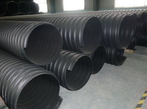 威海荣成大口径HDPE钢带波纹管图片/威海荣成大口径HDPE钢带波纹管样板图 (3)