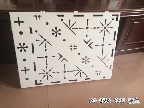 雕花铝单板雕刻铝单板镂空铝单板供应商   1,安装施工前确认施工图纸