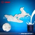 深圳红叶树脂工艺品专业模具硅胶,图片