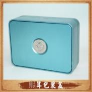秘籍堂松茸铁盒高端保健品礼品铁盒图片